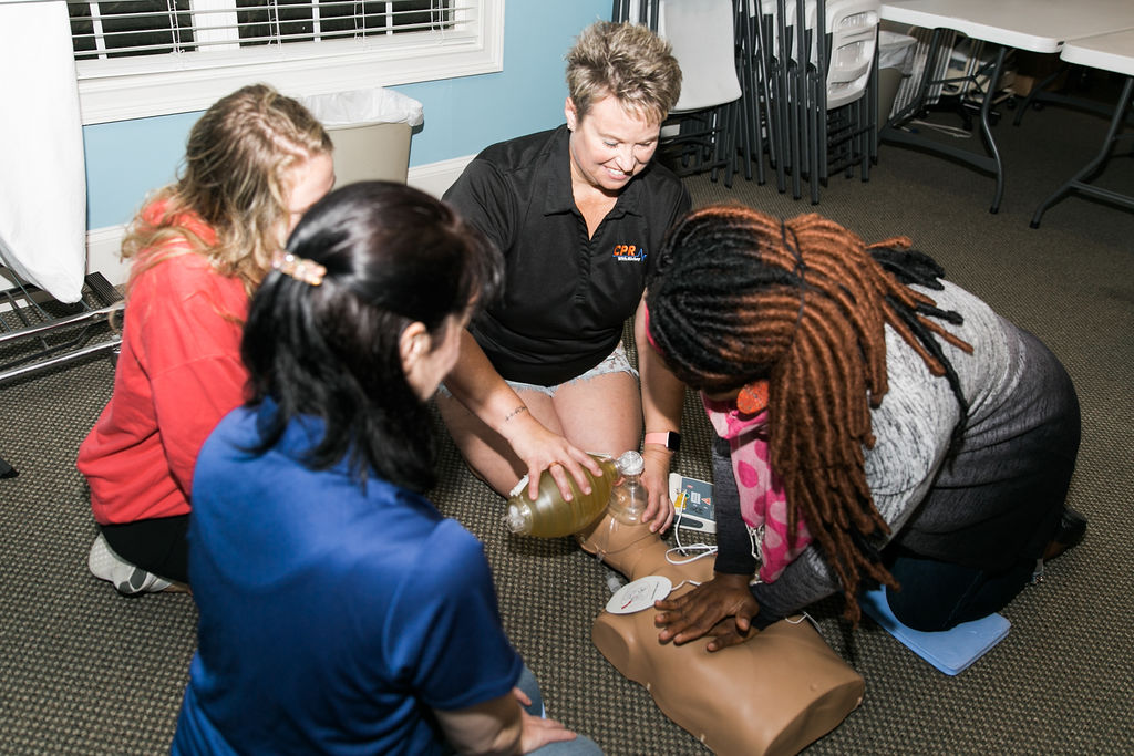 CPR With Mickey